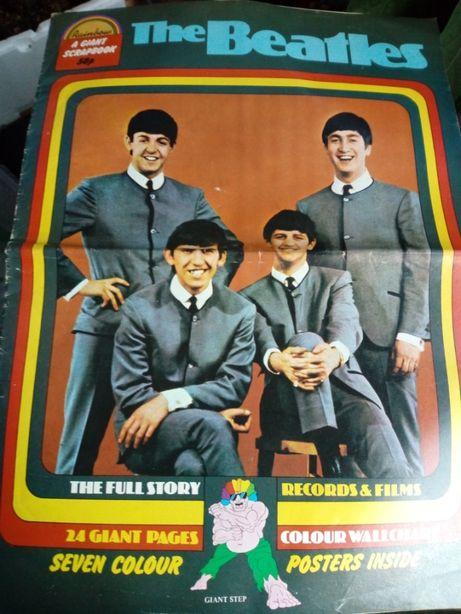 The Beatles - Giant scrapbook