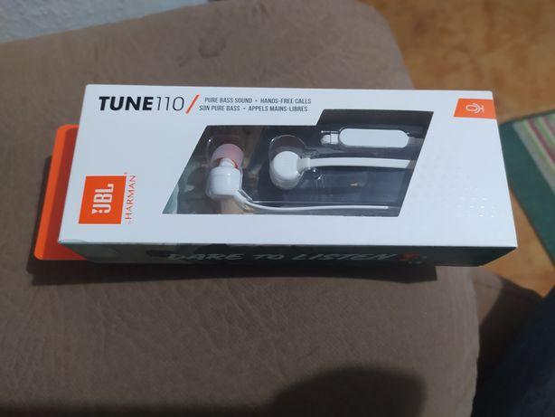 Vendo auriculares JBL Novos por abrir