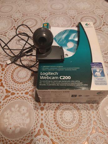 Kamera internetowa Logitech Webcam C200