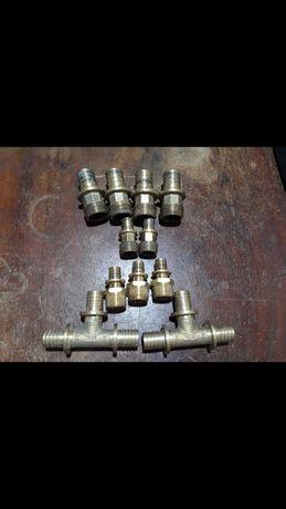 Продам фітінги до металопластикових труб Tece Rehau