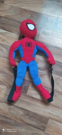 Spiderman plecak pluszowy