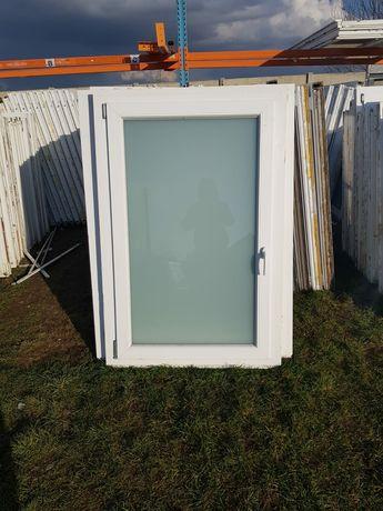 Okna jak nowe z mleczną szybą 95x150 dowóz