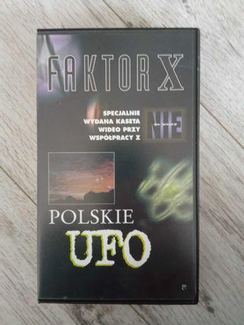 VHS faktor x polskie UFO