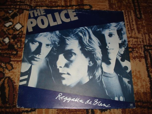 Płyty winylowe The Police-Reggatta De Blanc