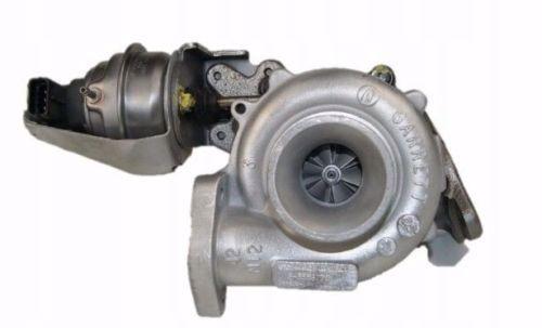 TURBINA Turbosprężarka Corsa D Astra J Meriva Mokka Cruze 1.7 CDTI
