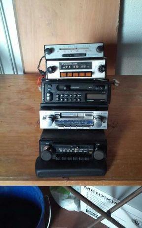 Radios classicos transformador 6v/12v