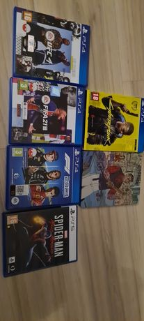 Gry na Ps4 / Ps5