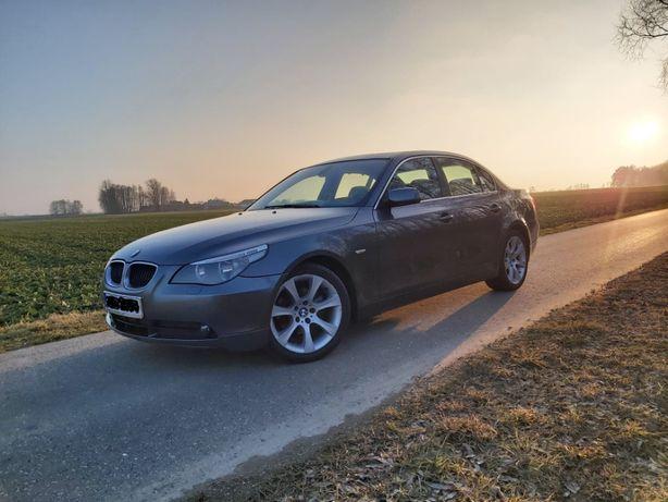 BMW E60, Gaz, Bogate Wyposażenie, 1 właściciel w PL