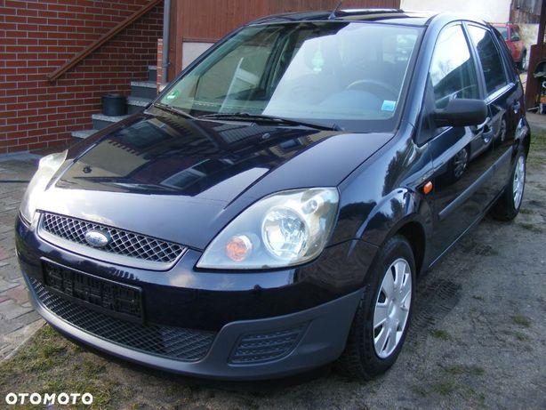 Ford Fiesta Klima Elektryka 5 drzwi Ładna z Niemiec...