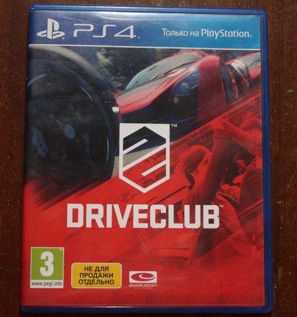 Игра driveclub ps4