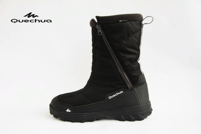 женские теплые непромокаемые кроссовки-ботинки Quechua, Waterproof