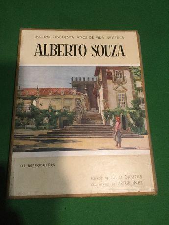 Alberto Souza dois volumes com 715 reproduções edição limitada 200unid
