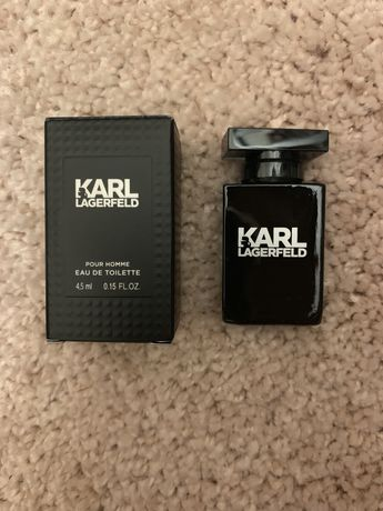 Karl Lagerfeld pour homme edt miniaturka