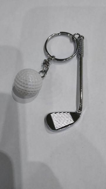 Golf kij do golfa brelok breloczek prezent na walentynki