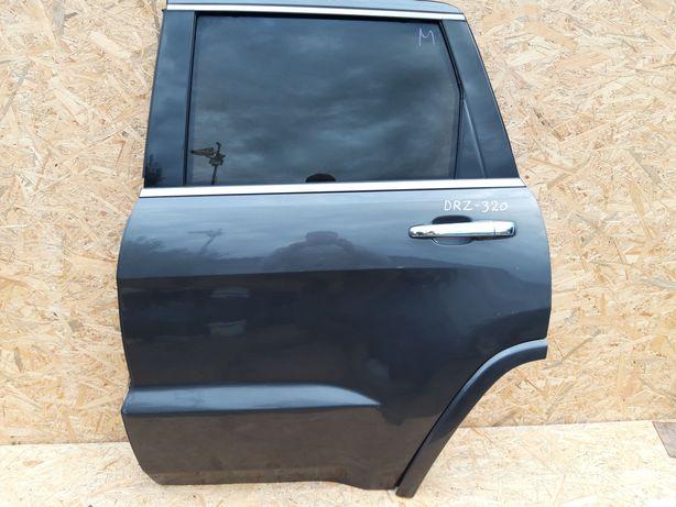Jeep Grand Cherokee Wk2 2013- рестайл Дверь задняя левая