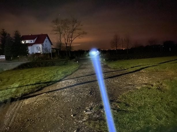 Jeatbeam M2S latarka laserowa dla myśliwego