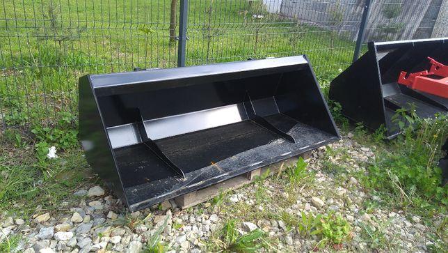 Łyżka szufla do ładowacza czołowego 1,6m 160cm eurohaki