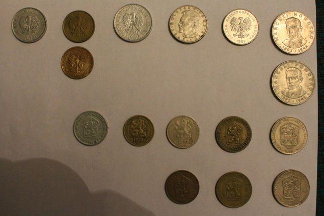 Колекція монет 20-го століття / Монеты 1940-х - 1990-х годов