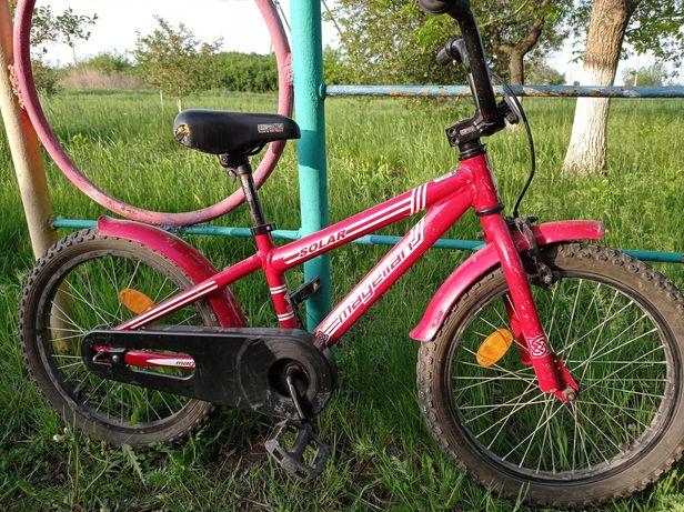 Велосипед 18 колеса