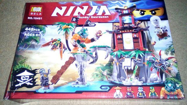 Конструктор типа лего Ninja