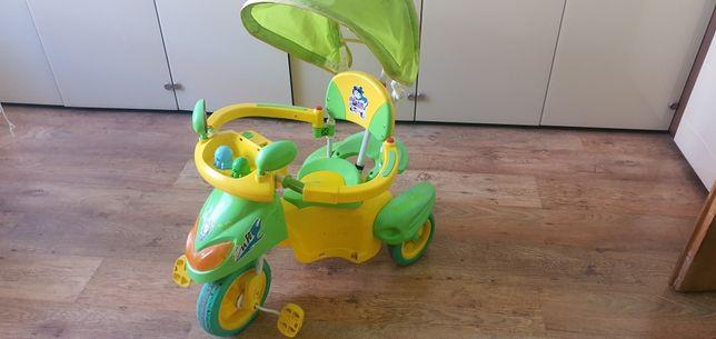 Rowerek 3 kolowy dla dziecka