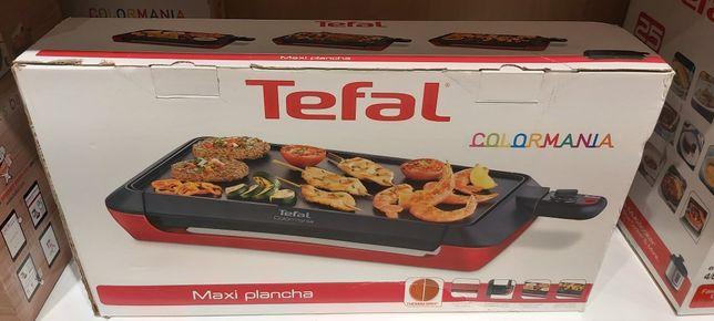 Tefal Grill stołowy Maxi plancha CB660501