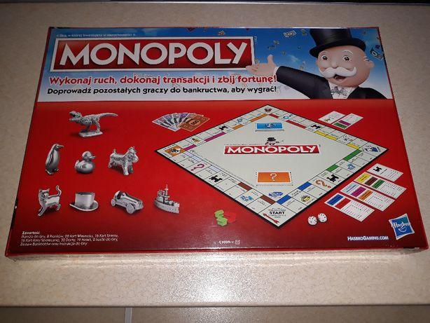 OKAZJA gra Monopoly Standard - nowa edycja