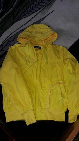 Куртка демисезонная ветровка кофта на флисе