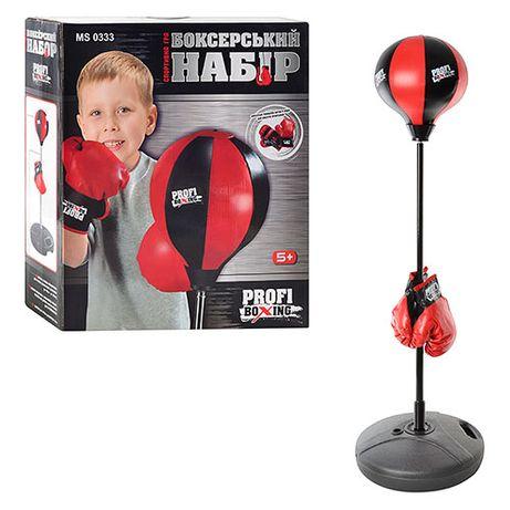 Детский боксерский набор, дитячий боксерський набір Profi Boxing ms