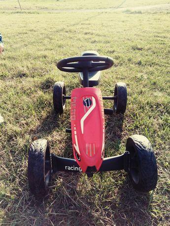 Gokart na pedały jak nowy Mero Racing Team
