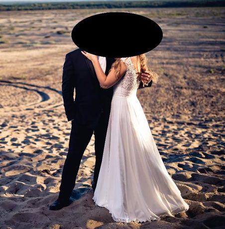 Suknia ślubna Janelle Amy Love Bridal