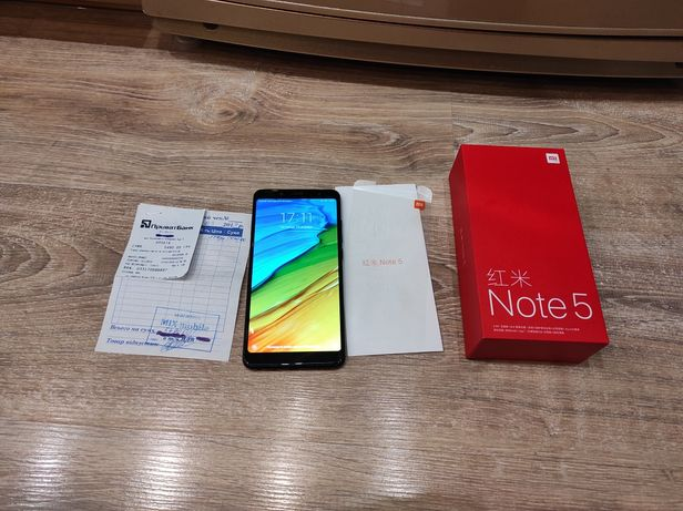 Xiaomi Redmi Note 5 4/64 GB!