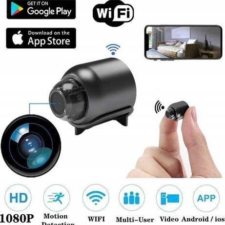 Mini Kamera Bezprzewodowa 1080P Google Play