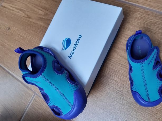 sandały, buty do wody rozmiar 22