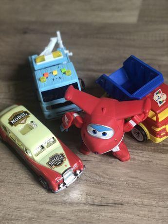 Набор машинок, машинки, набор игрушек