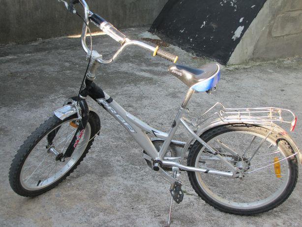 Велосипед подростковый б/у продам