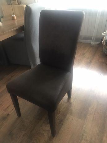Krzesla 6 szt komplet + pokrowca