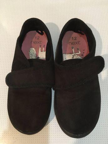 Туфли сменка для школы кеды Next