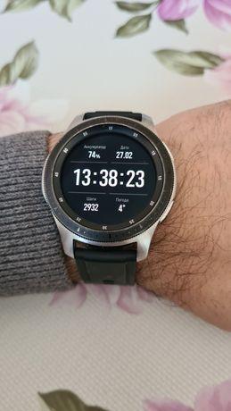 Samsung Watch 46 на Amazfit Nexo