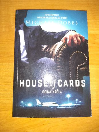 House of Cards Michael Dobbs 2 tomy