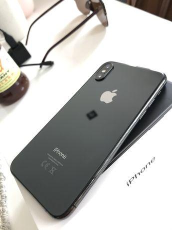 Iphone XS space gray 64gb stan idealny nowa bateria