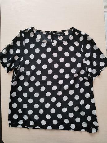 Шифонова блуза футболка New Look