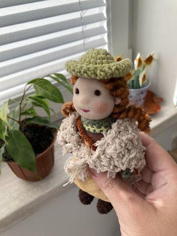 Лялька, кукла текстильна, вальдорфська ляля