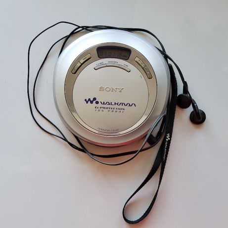 Cd-плеер Sony D-EJ 620