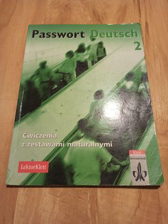 Ćwiczenia Passwort Deutsch 2