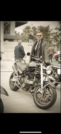 Ducati Monster M900 ie suche sprzęgło carbon