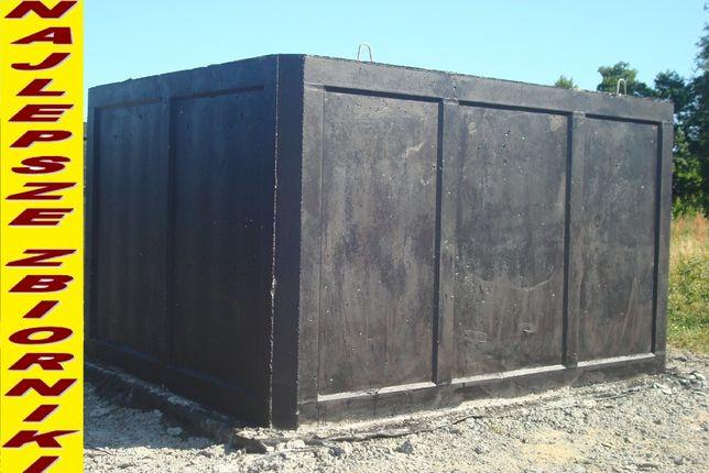 szambo betonowe 12m3 szamba kanał betonowy zbiornik na deszczówkę