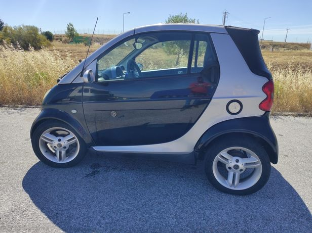 Smart Fortwo Cabrio kit Brabus