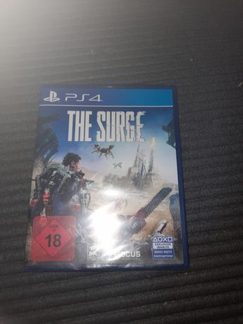 The Surge PS4 gra nowa