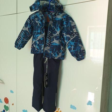 Куртка и комбинезон еврозима
